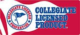 Collegiate Licensed Product Logo